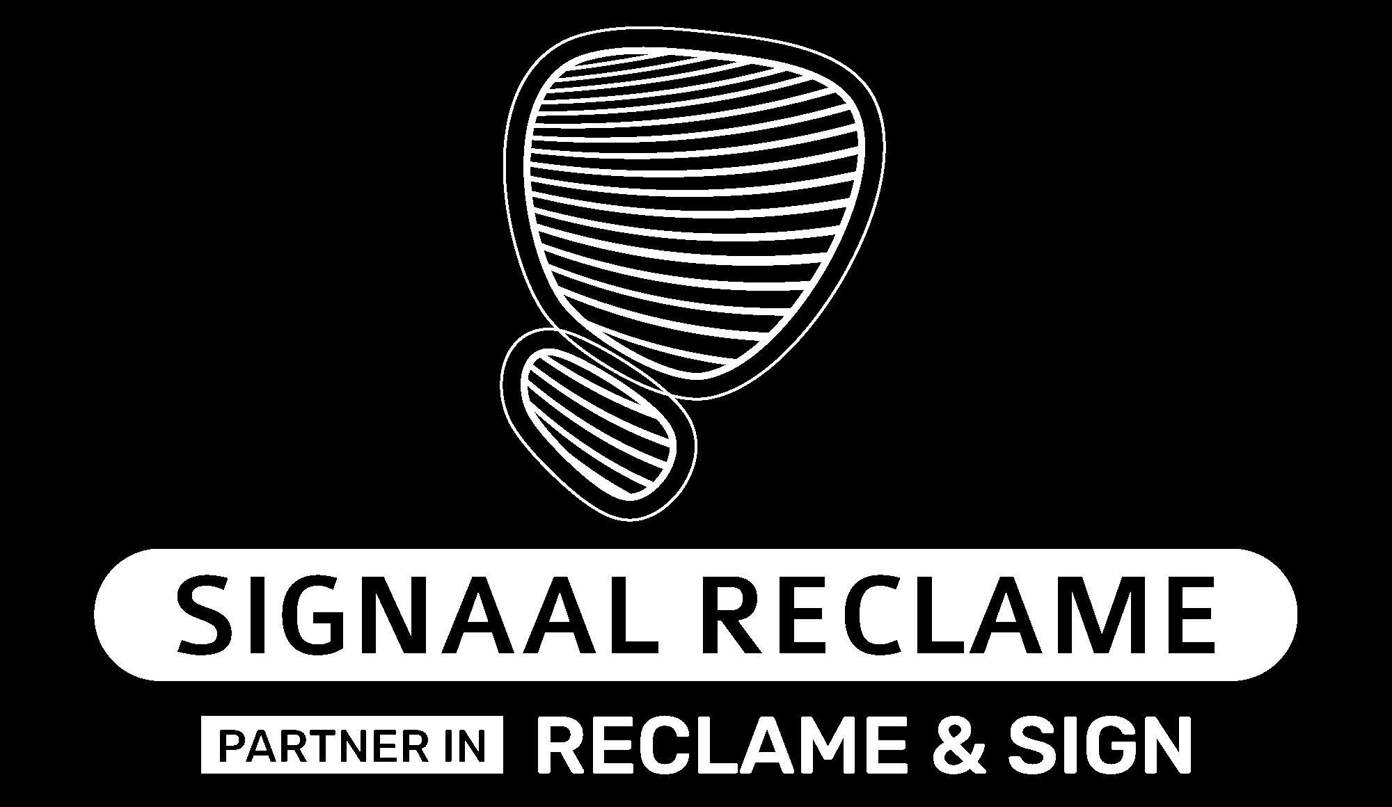 Signaal Reclame - Partner in Reclame en Sign