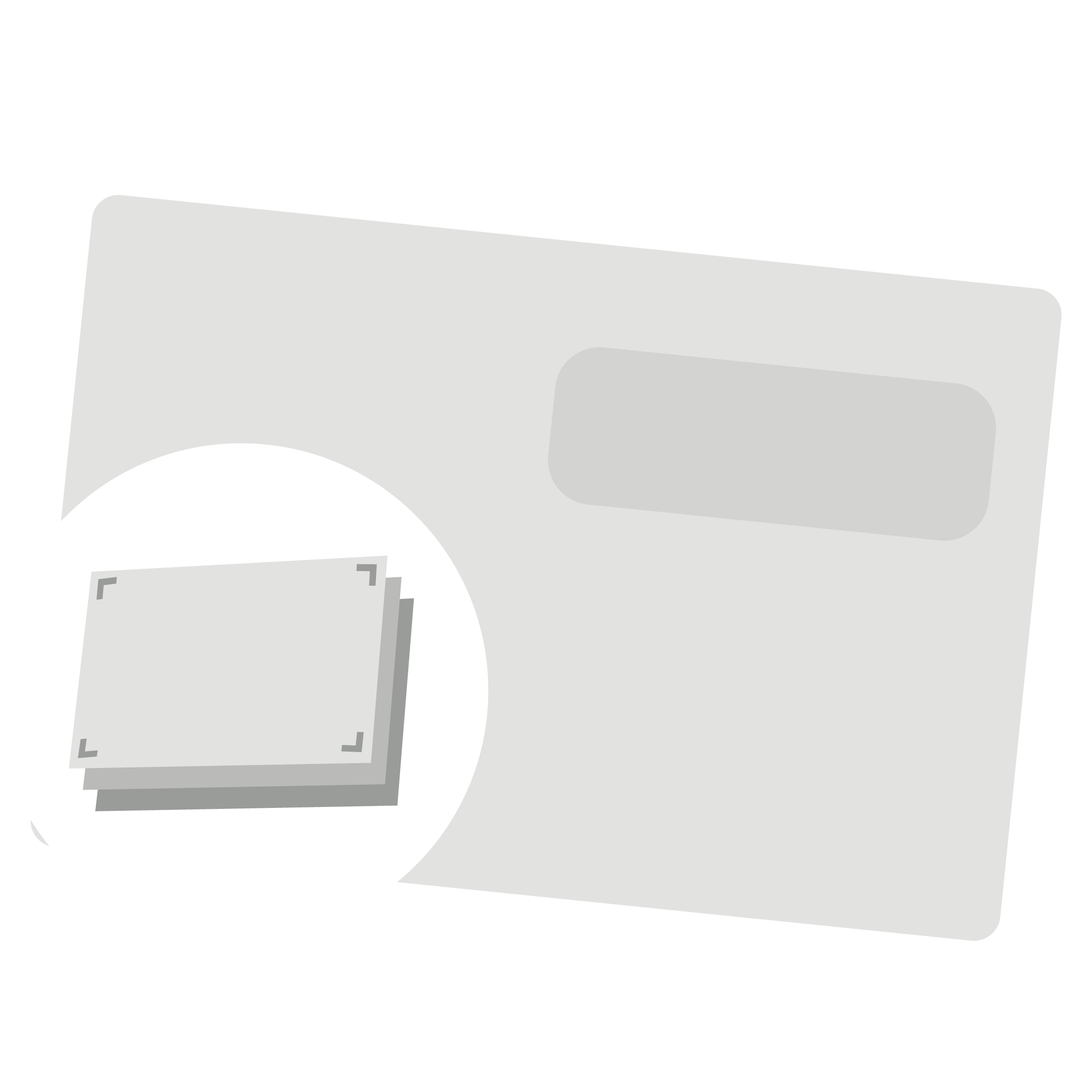 Enveloppen drukken bij Signaal Reclame