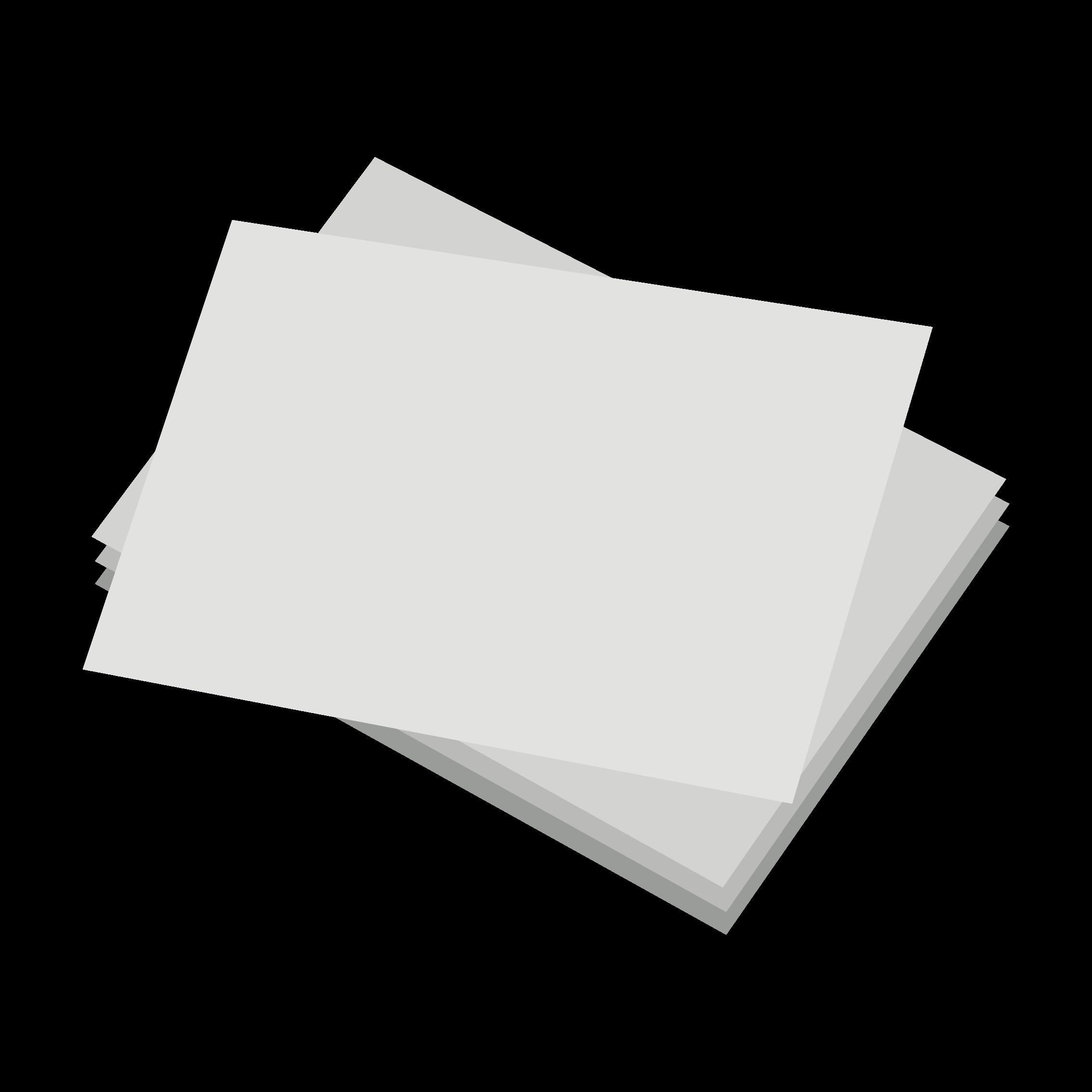 Visitekaarten drukken bij Signaal Reclame